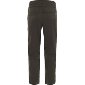 The North Face Aphrodite Motion Capri Mujer, new taupe green